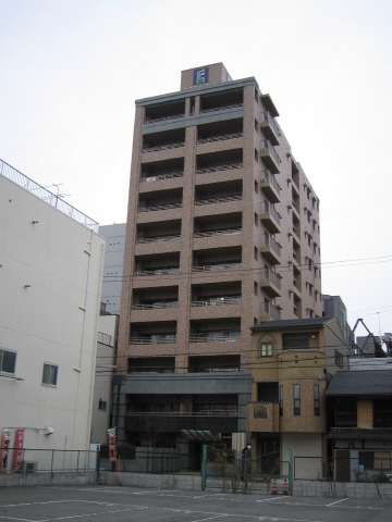 大阪ビジネスパーク 徒歩8分 4階 1SLDK 賃貸マンション