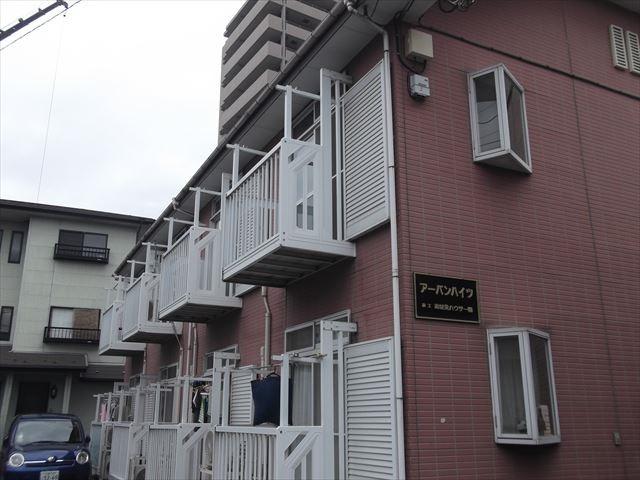 南与野 徒歩13分 2階 1K 賃貸アパート