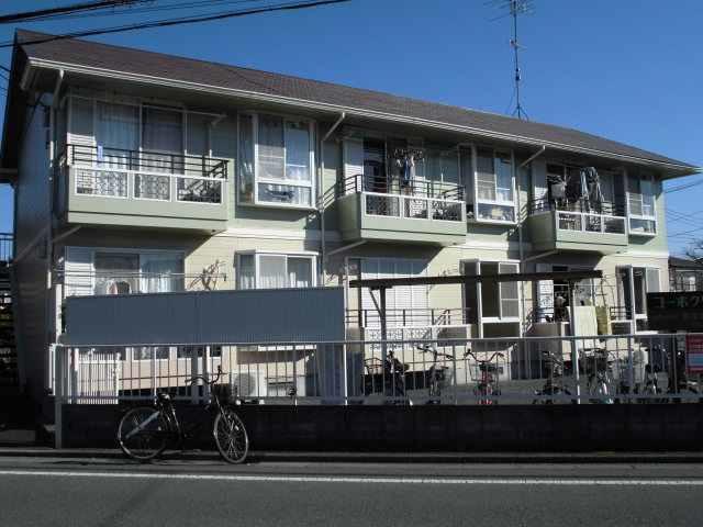 さいたま新都心 バス13分 停歩3分 1階 2DK 賃貸アパート