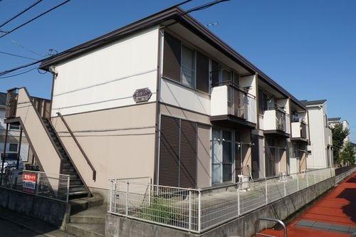 さいたま新都心 バス10分 停歩5分 2階 2DK 賃貸アパート