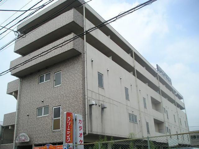 西浦和 徒歩13分 4階 2DK 賃貸マンション