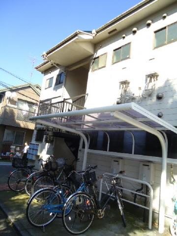 尻手 徒歩5分 2階 2DK 賃貸アパート