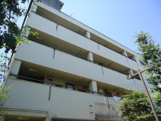 鹿島田 徒歩4分 4階 2LDK 賃貸マンション