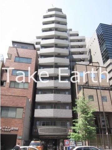 浜松町 徒歩15分 8階 1K 賃貸マンション