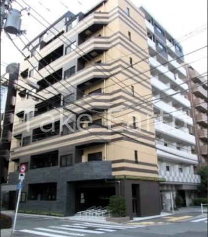 三田 徒歩8分 6階 1K 賃貸マンション