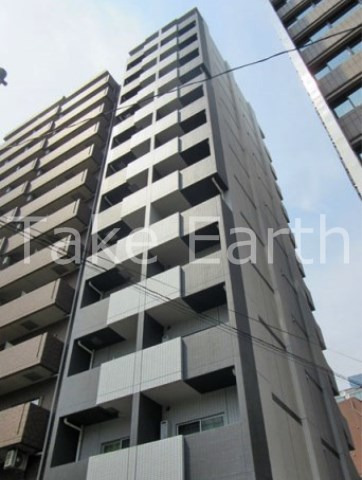 三田 徒歩6分 12階 1K 賃貸マンション