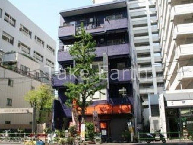 三田 徒歩10分 5階 1K 賃貸マンション