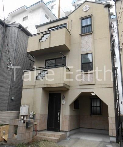 乃木坂 徒歩9分 1階 3LDK 賃貸貸家