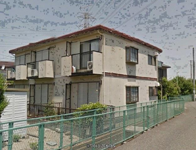 本川越 徒歩20分 2階 2DK 賃貸アパート