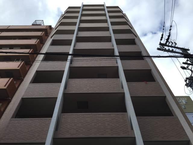 なんば 徒歩10分 11階 1K 賃貸マンション