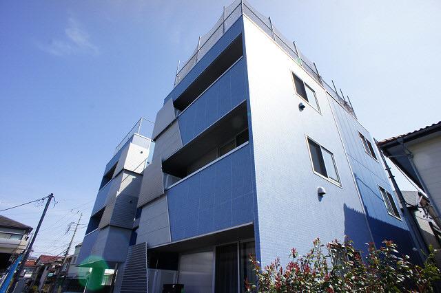 稲田堤 徒歩11分 3階 1K 賃貸マンション