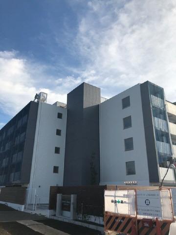 稲田堤 徒歩9分 4階 1K 賃貸マンション