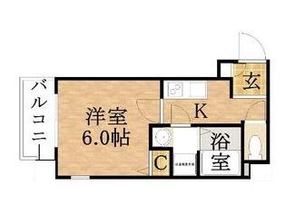 桜台 徒歩9分 2階 1R 賃貸アパート