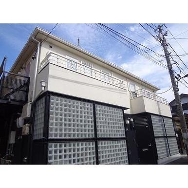 CUBE KAMIOCHIAI 賃貸アパート