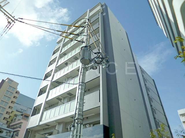 南方 徒歩8分 7階 1K 賃貸マンション