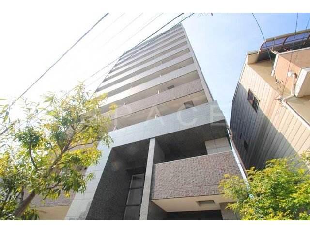 中津 徒歩7分 6階 1K 賃貸マンション