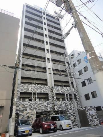 中津 徒歩5分 9階 1K 賃貸マンション