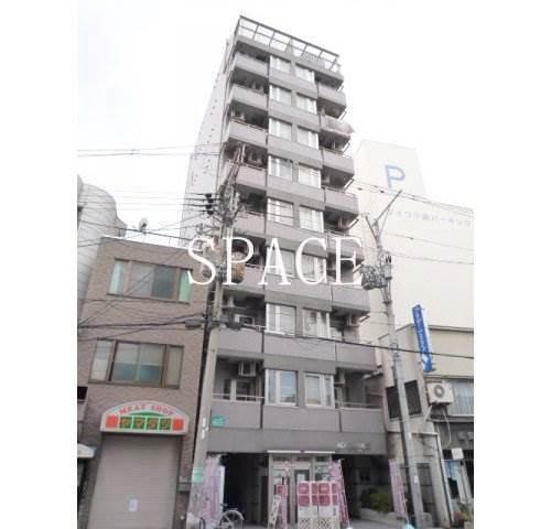 梅田 徒歩10分 9階 1K 賃貸マンション