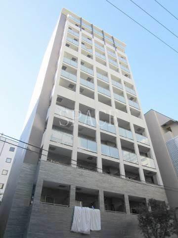 扇町 徒歩14分 8階 1K 賃貸マンション
