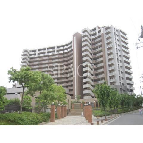 大阪城公園 徒歩12分 15階 3LDK 賃貸マンション