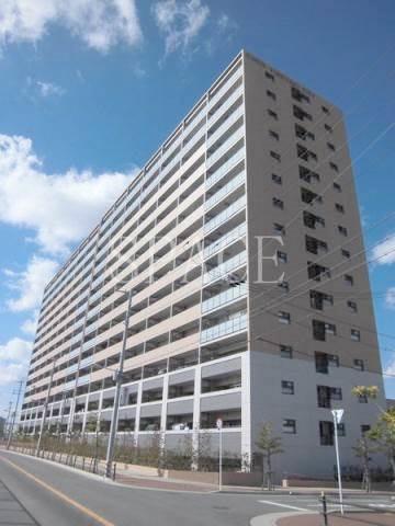 安治川口 徒歩3分 7階 3LDK 賃貸マンション