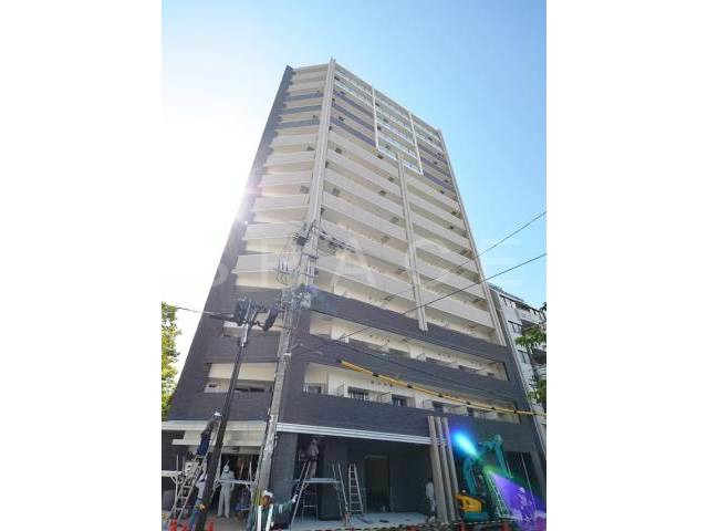 梅田 徒歩10分 12階 1K 賃貸マンション