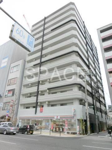 日本橋 徒歩3分 8階 1DK 賃貸マンション