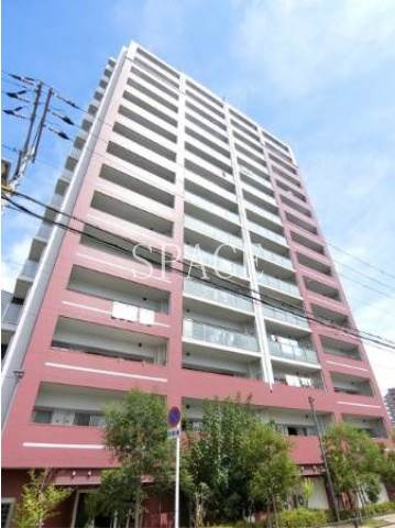 大阪城公園 徒歩9分 2階 3LDK 賃貸マンション
