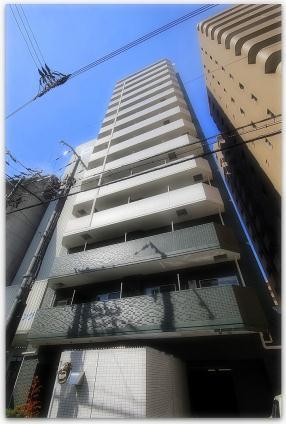 阿波座 徒歩7分 10階 1K 賃貸マンション