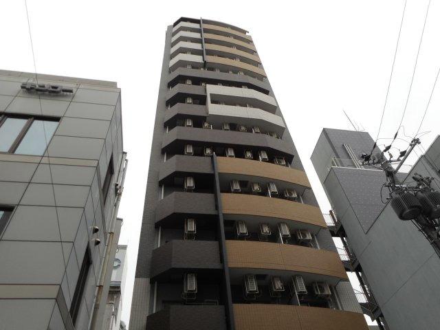 四天王寺前夕陽ヶ丘 徒歩15分 7階 1DK 賃貸マンション