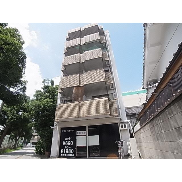 大和高田 徒歩2分 5階 1R 賃貸マンション