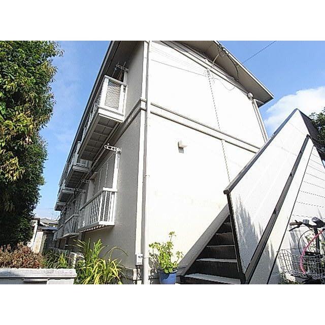 高田市 徒歩8分 2階 1K 賃貸コーポ
