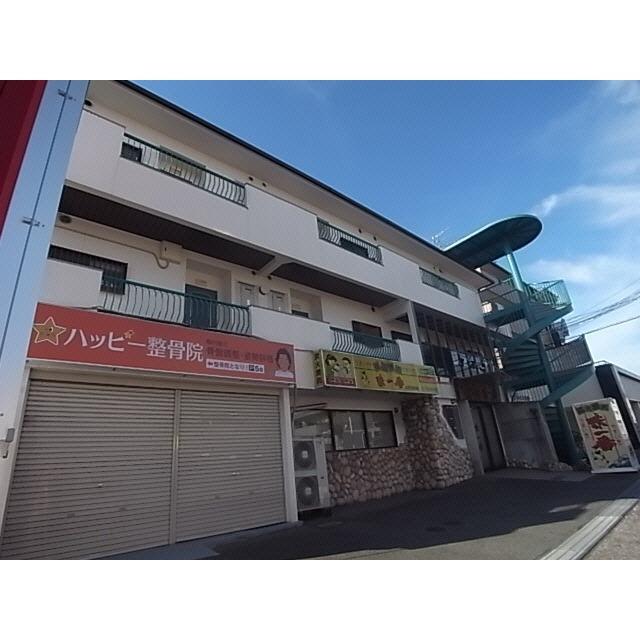 大和高田 徒歩15分 3階 2DK 賃貸マンション