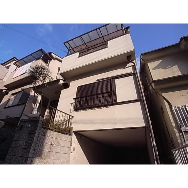 萩の台 徒歩15分 1階 4LDK 賃貸貸家
