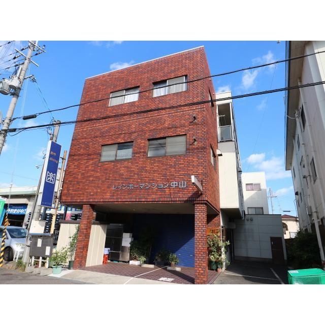 大和西大寺 バス10分 停歩5分 2階 3DK 賃貸マンション