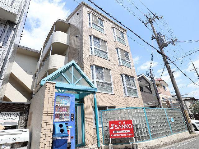 菖蒲池 徒歩7分 3階 2DK 賃貸マンション
