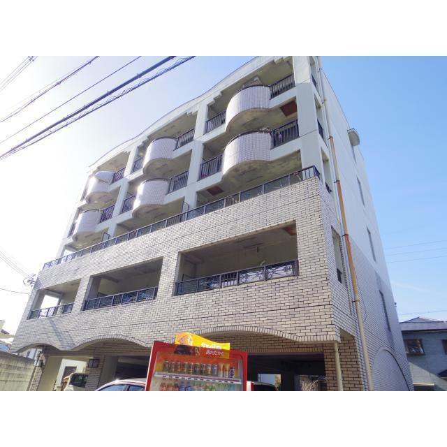 近鉄奈良 バス12分 停歩2分 1階 2DK 賃貸マンション