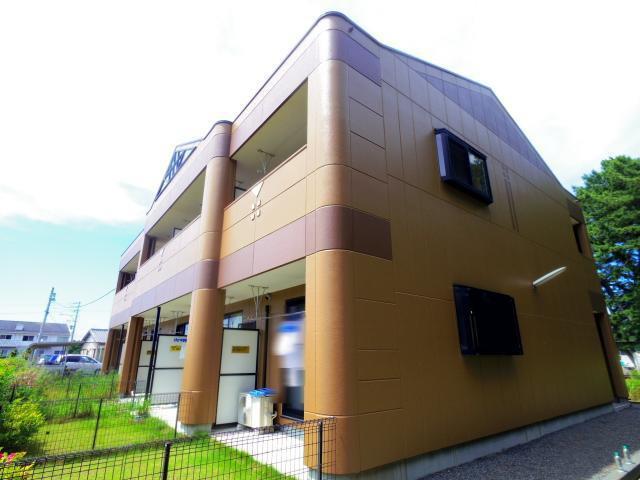 焼津 バス36分 停歩10分 2階 1K 賃貸マンション