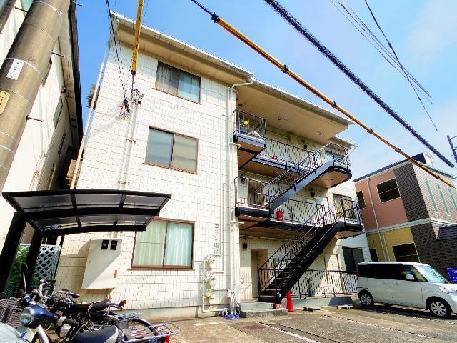 静岡 バス19分 停歩2分 2階 2DK 賃貸マンション