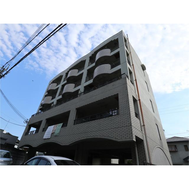 近鉄奈良 バス12分 停歩2分 2階 2DK 賃貸マンション