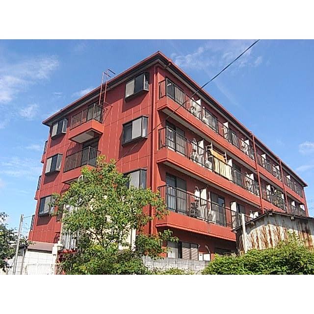 奈良 バス6分 停歩2分 2階 1K 賃貸マンション