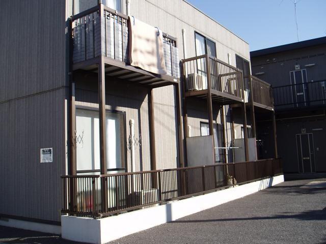 スタジオ北柏 1号棟 賃貸アパート