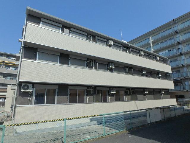 中山 バス25分 停歩1分 1階 2LDK 賃貸アパート