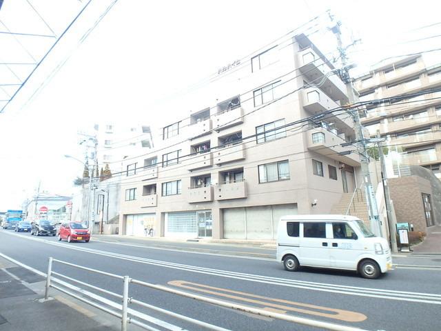 新横浜 徒歩18分 4階 1K 賃貸マンション
