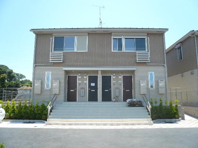 和田町 バス17分 停歩13分 1階 1LDK 賃貸アパート