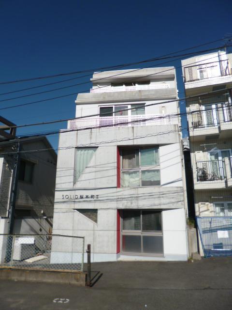 SOLID桜木町Ⅱ 賃貸マンション