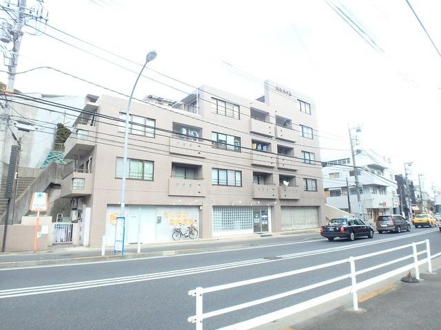 新横浜 徒歩18分 3階 1K 賃貸マンション