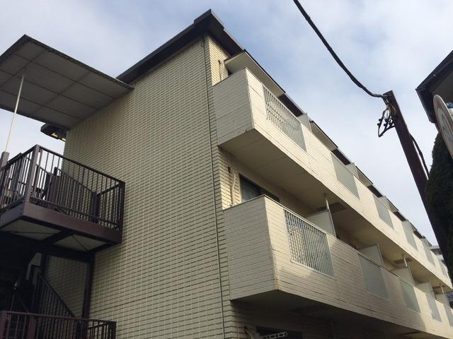 新所沢 徒歩5分 3階 1K 賃貸マンション