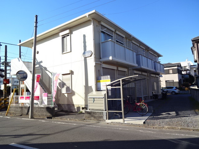 鉄道博物館(大成) 徒歩8分 1階 2DK 賃貸アパート