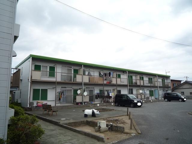 五井 徒歩14分 2階 3DK 賃貸アパート